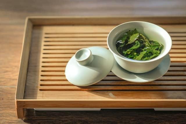 Benefits of Organic Green Tea
